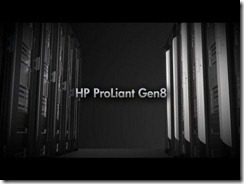 HP ProLiant Gen8